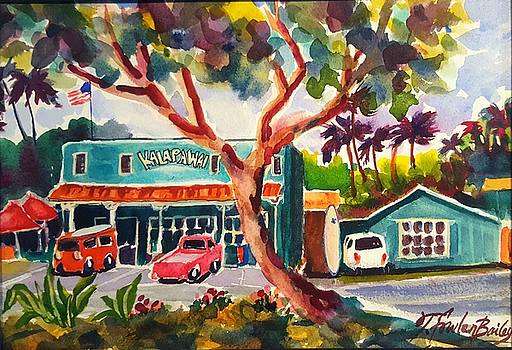 Kalapawai Mkt  Kailua by Therese Fowler-Bailey