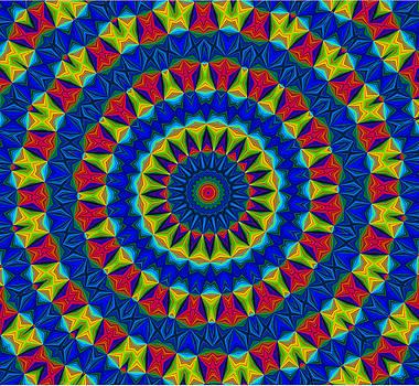 Kaleidoscope by David Smith