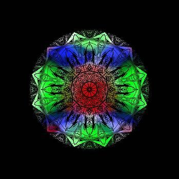 Kaleidoscope by Deleas Kilgore