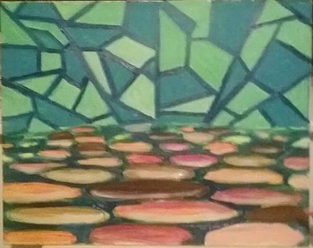 Kaleidoscope  by Jan Gilmore