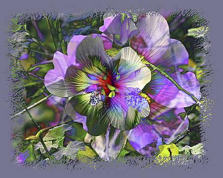 Kaleidoscope Pollen by Chuck Brittenham