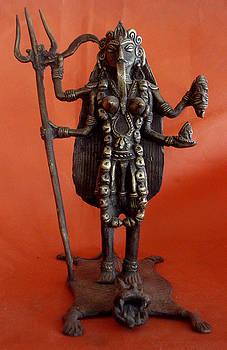 Kali by lamboder Sagar