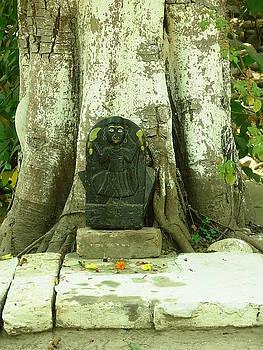 Kali Worship 2 by Karuna Ahluwalia