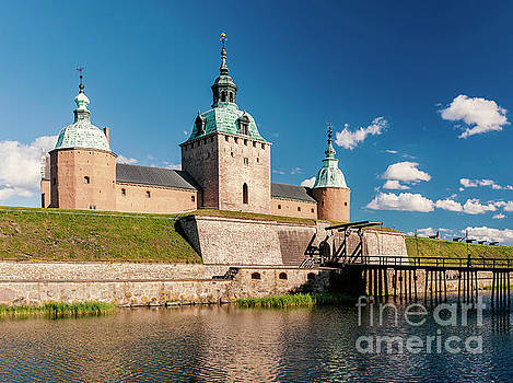 Sophie McAulay - Kalmar castle Sweden