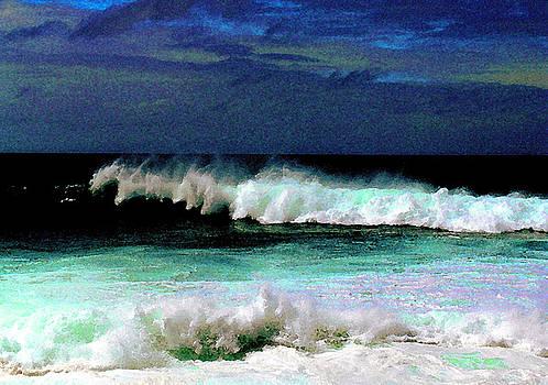 James Temple - Kaluakoi Surf
