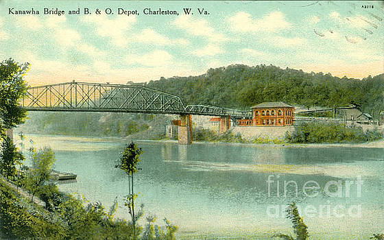 Dale Powell - Kanawha Bridge