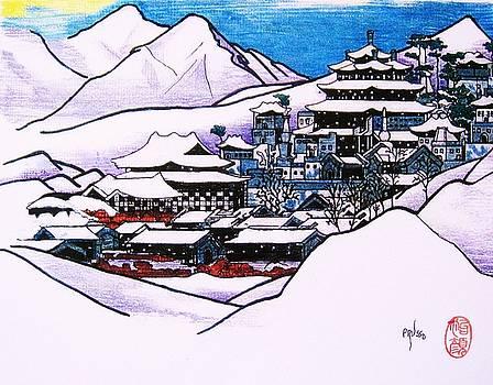 Roberto Prusso - Kanazawa Winter
