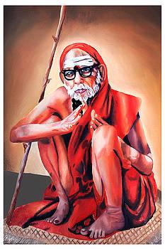 Kanchi Maha Periyava by Sankarnarayanan