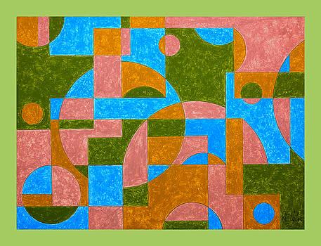 PETER-HUGO MCCLURE - Kandinsky... Where Art Thou. 2017