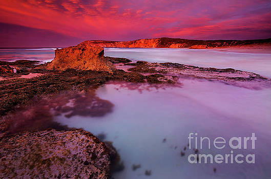 Kangaroo Island Dawn by Mike Dawson