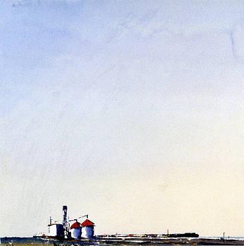 Kansas 1 by Ashley Lathe