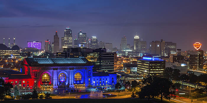 Kansas City Summer by Brian Young