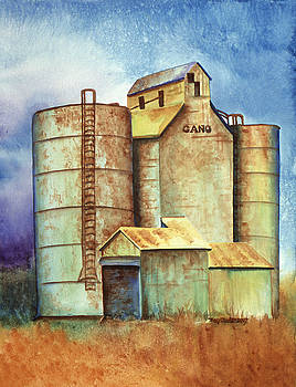 Kansas Past by Tracy L Teeter