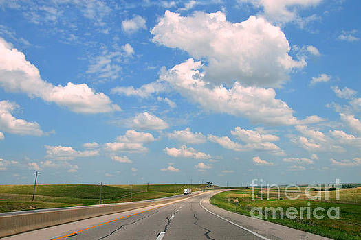 Kansas Turnpike by Catherine Sherman