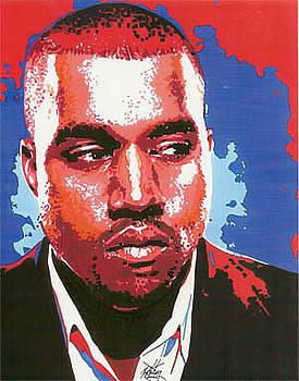 Kanye West by Neal Portnoy