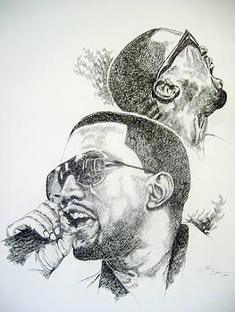 Kanye West by Otis  Cobb