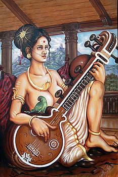 Karakkal Matha by Anup Roy