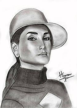 Kareena Kapoor by Himanshu Jain