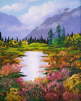 Karen's Meadow by James Higgins
