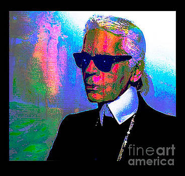 Algirdas Lukas - Karl Lagerfeld