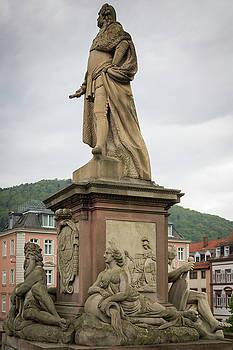 Karl Theodor of Heidelberg by Teresa Mucha