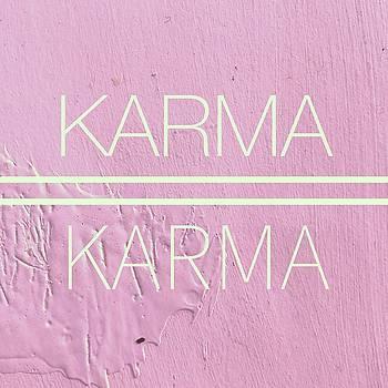 Karma Equals KarmA by Christina Shurts