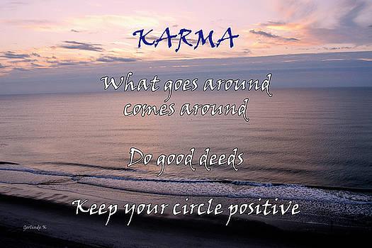 Karma by Gerlinde Keating - Galleria GK Keating Associates Inc