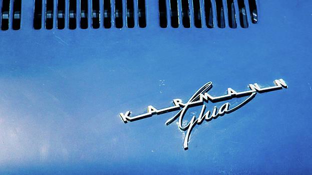 Karmann Ghia  by Holly Ross