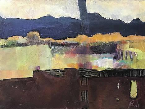 Karmic Desert by Susan Reed