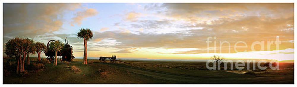 Karoo Desert 4 by Michael Edwards