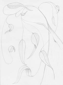 Karri Goes Art Nouveau by Leonie Higgins Noone