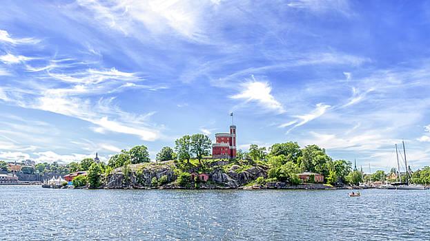 Kastellholmen stockholm by Stelios Kleanthous