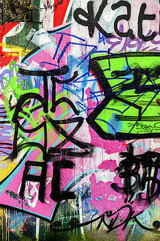 Kat Graffiti by Pierre Leclerc Photography