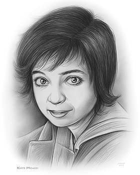 Kate Micucci by Greg Joens