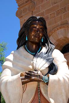 Susanne Van Hulst - Kateri Tekakwitha Santa Fe