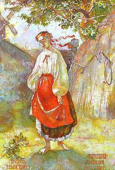 Kateryna by Tanya Ilyakhova