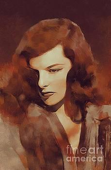 Mary Bassett - Katharine Hepburn, Hollywood Legend