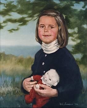 Katherine by David Johnson