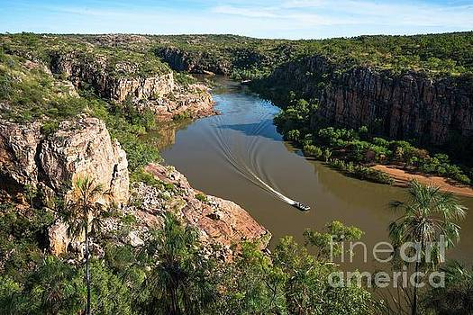 Katherine Gorge by Andrew Michael