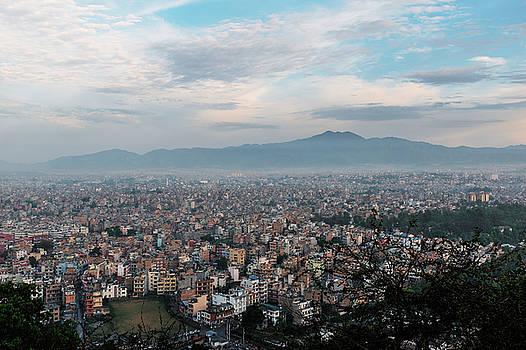 Kathmandu  by Saadia Mahmud