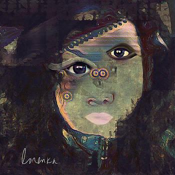 Kathy by Lorenka Campos