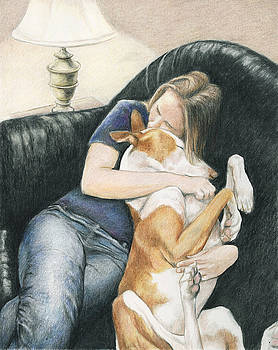 Katie and Java by Charlotte Yealey