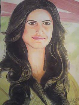 Katrina Kaif 2010 by Sandeep Kumar Sahota
