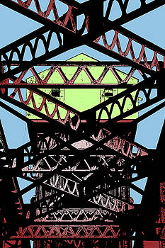 Katy Trail Bridge by Christopher McKenzie