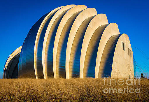 Kauffman Center for the Performing Arts by Inge Johnsson