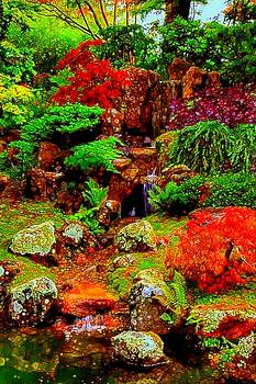 Kauii garden by Michael Todd