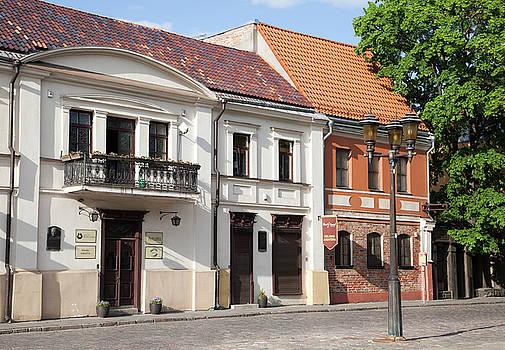 Ramunas Bruzas - Kaunas Old Town