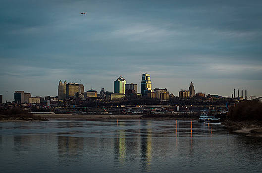 Jeff Phillippi - Kaw Point Looking East