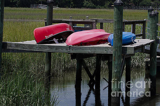 Dale Powell - Kayak and Canoe