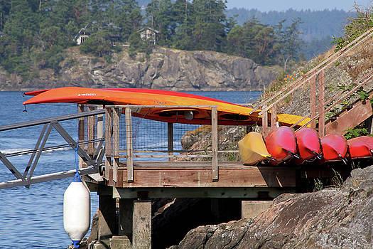 Art Block Collections - Kayak Ramp and Dock